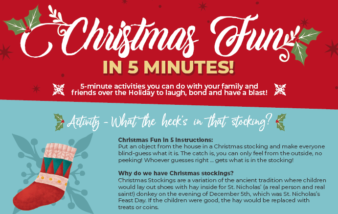 Christmastime Traditions – Fun Activities You Can Do