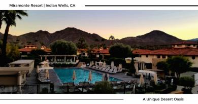 Miramonte Resort & Spa – A Unique Desert Oasis