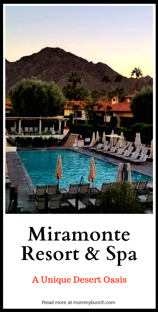 When you want to relax, unwind, and recharge, you need to head to the Palm Springs area. It is so beautiful and so peaceful, you can't help but relax. When you need a great resort to stay at when you go, check out the Miramonte Resort & Spa in Indian Wells. You will not be disappointed with this curio collection hotel by Hilton. Spacious rooms, wonderful staff, and amazing amenities. Click to read more and see why you have to make your next trip a trip to Palm Springs!