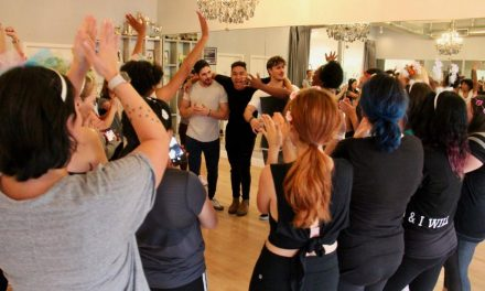 Learning To Dance With The Dancing With The Stars Pros