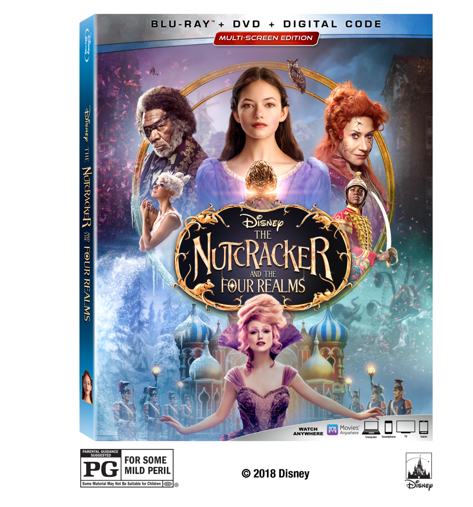 Nutcracker Blu ray