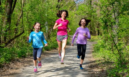 Three Ways Your Whole Family Can Be More Physically Active