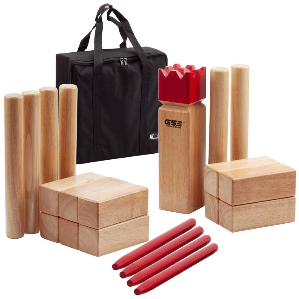 Game of Kubb set