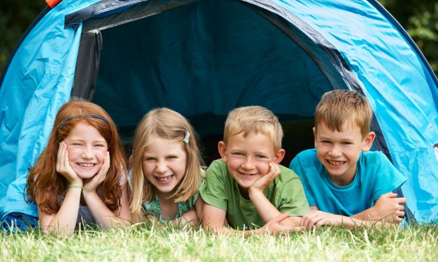 How To Create A Perfect Outdoor Space For Your Kids