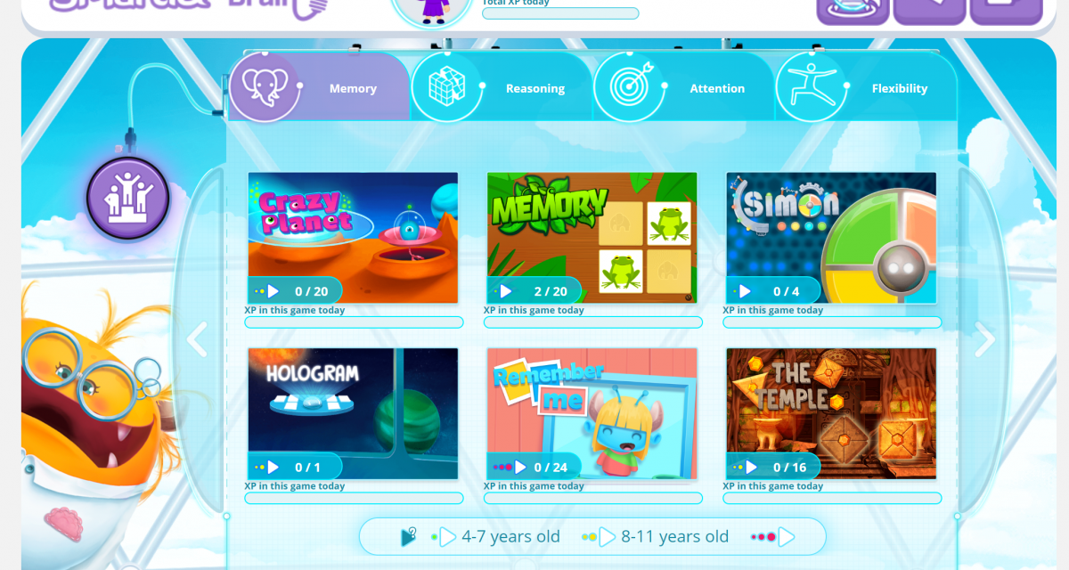 Learn Math At Home with the Smartick Online Math Program