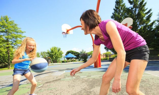 Six Healthy Living Tips for Busy Families – New Year New You