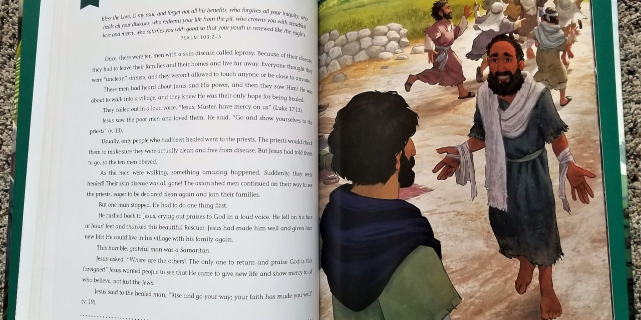 The Easter Storybook | Review
