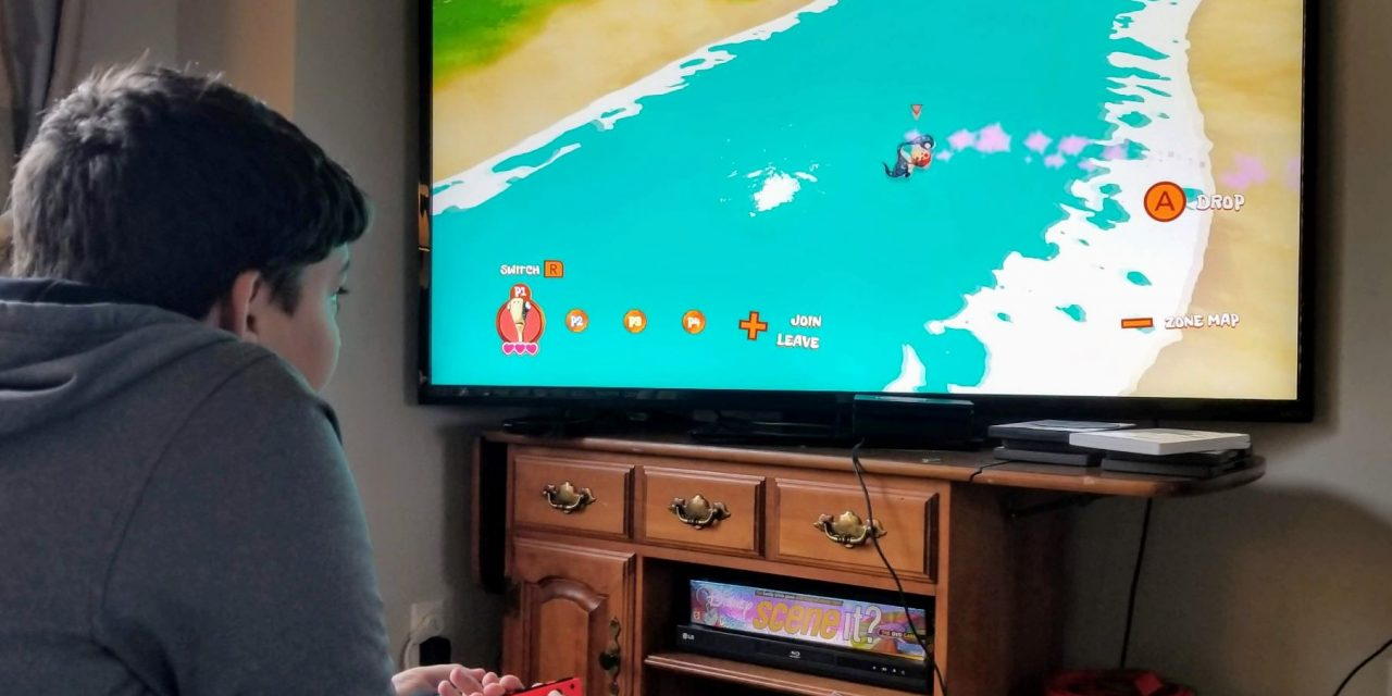 Top Nintendo Switch Games for Kids and Families