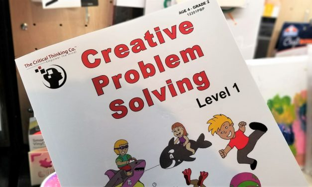 Teach Kids Problem Solving Skills with The Critical Thinking Co.