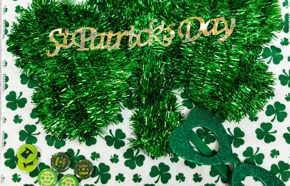 Family-Friendly St. Patrick's Day Activities To Try at Home