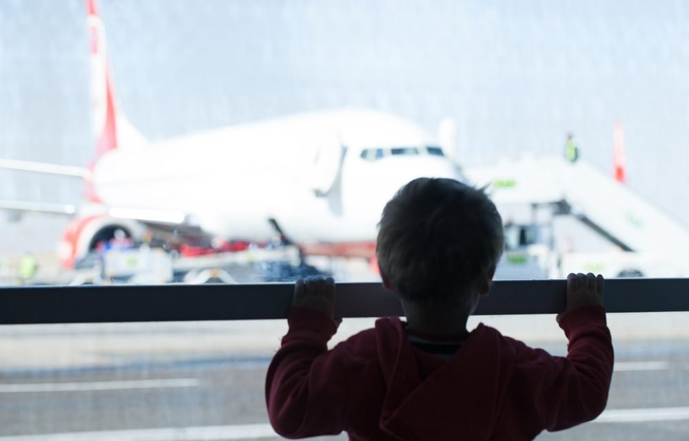 Flying with Your Family During the Pandemic