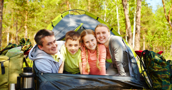 How to Plan a Camping Trip for Your Family This Fall